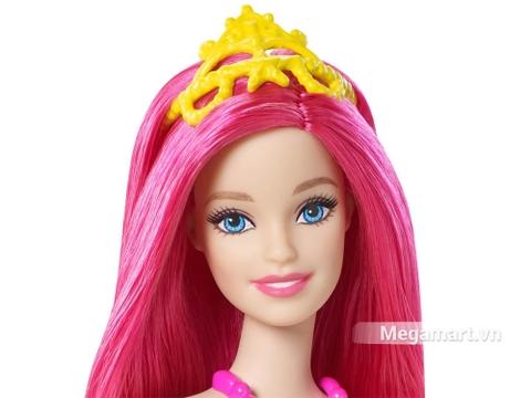 Barbie Nàng tiên cá xanh dành cho bé từ 3 tuổi trở lên