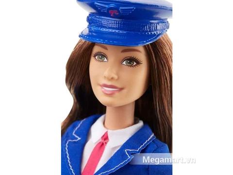 Barbie nghề nghiệp - Phi công thỏa mãn ước mơ nghề nghiệp của bé
