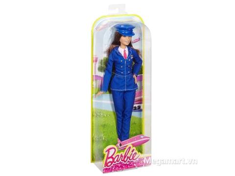 Barbie nghề nghiệp - Đầu bếp - Vỏ hộp của sản phẩm