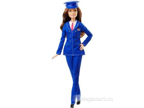 Barbie nghề nghiệp - Phi công sành điệu trong bộ trang phục hàng không