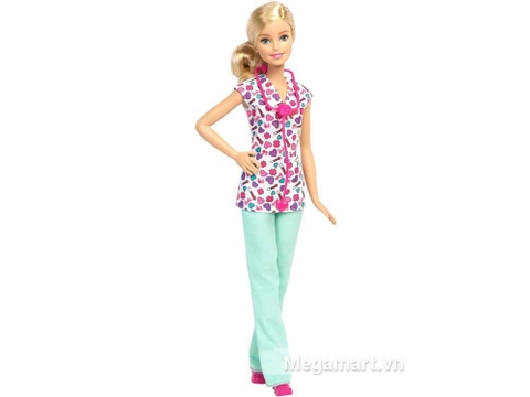 Barbie nghề nghiệp - Y tá đáng yêu