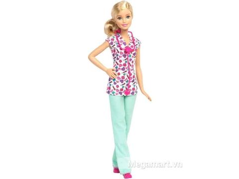 Barbie nghề nghiệp - Y tá - Chiếc váy tạo lên điểm nhấn