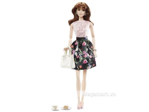 Barbie the Look - Váy hoa gồm nhiều chi tiết đẹp