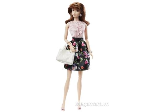Barbie the look - Váy hoa - mẫu đồ chơi cao cấp