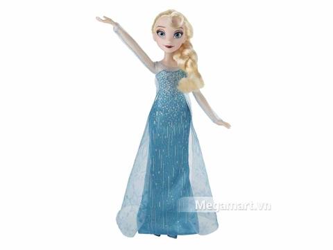 Hasbro Công chúa Disney Elsa cơ bản - nữ hoàng nhân hậu