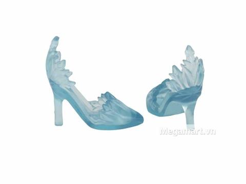 Hasbro Công chúa Disney Elsa cơ bản - đôi giày băng của Elsa