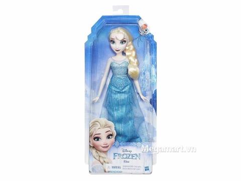 Ảnh bìa sản phẩm Hasbro Công chúa Disney Elsa cơ bản