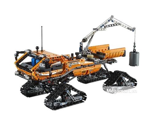 Mô hình Lego Technic 42038 - Xe Chuyên Dụng Bắc Cực hoành tráng