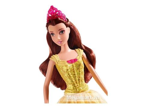 Mô hình Barbie Công chúa Disney - Belle