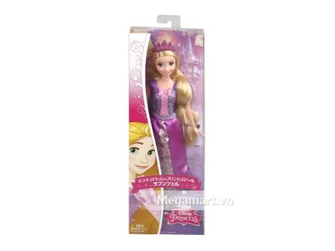 Barbie Công chúa Disney - Rapunzel - ảnh bìa sản phẩm