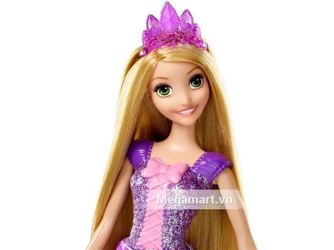 Barbie Công chúa Disney - Rapunzel - mái tóc ma thuật đặc biệt
