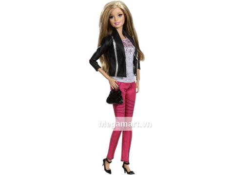Barbie Style Trang phục thường ngày - nàng búp bê xinh đẹp