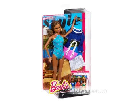 Barbie phong cách nghỉ mát - Xanh - ảnh bìa sản phẩm