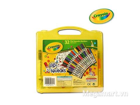 Hộp đựng Crayola Vali nghệ thuật