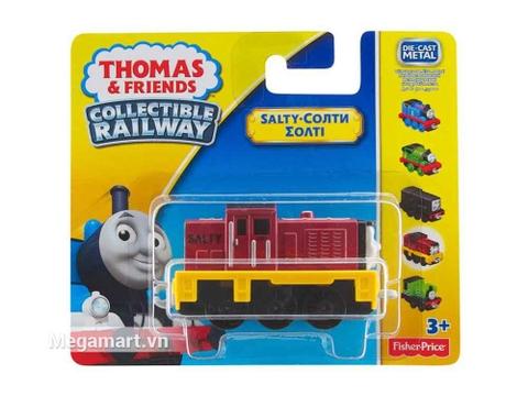 Làm phong phú bộ sưu tập tàu hỏa cùng Thomas & Friends Bộ sưu tập tàu lửa – Salty 1