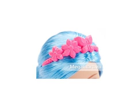 Barbie tiên bướm sắc màu - Hồng - một phần chi tiết