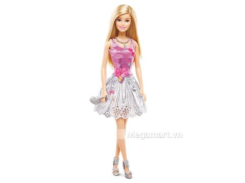 Barbie Bộ sưu tập thời trang dạo phố - Barbie xinh đẹp đi dự tiệc