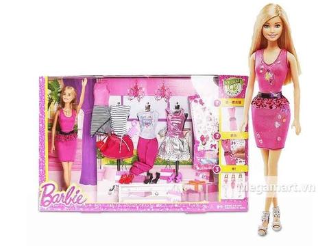 Barbie Bộ sưu tập thời trang dạo phố - ảnh bìa sản phẩm