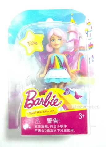 Barbie Búp bê thiên thần tí hon - mẫu búp bê xinh xắn 2016
