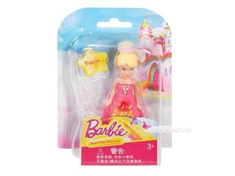 Barbie Búp bê thiên thần tí hon - Hình ảnh vỏ hộp