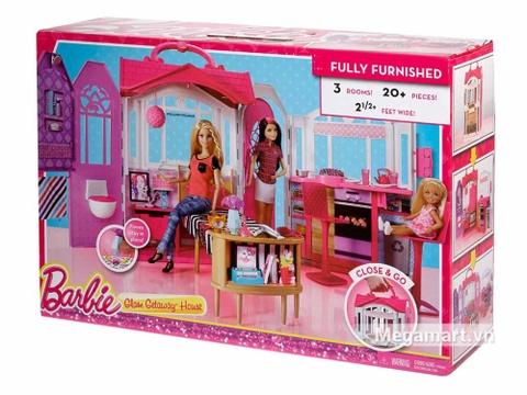 Barbie Ngôi nhà mơ ước - ảnh bìa sản phẩm