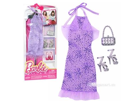 Barbie trang phục và phụ kiện thời trang - Vỏ hộp sản phẩm