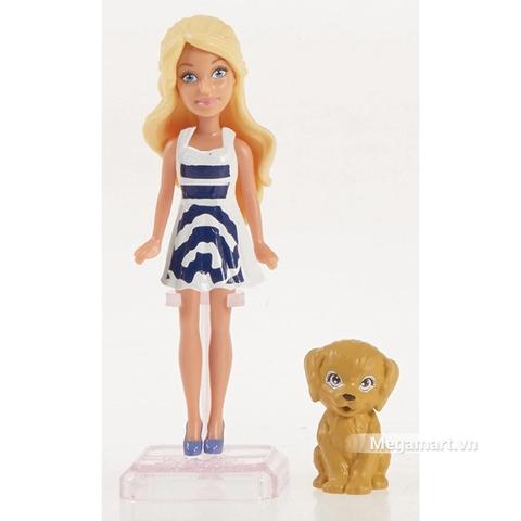 Barbie Tí hon và thú cưng xinh xắn đáng yêu