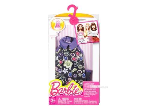 Barbie Phụ kiện Đầm thời trang Barbie - Vỏ hộp sản phẩm