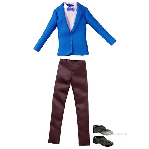 Barbie Trang phục và phụ kiện thời trang Ken - Bộ vest phong cách
