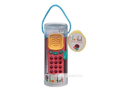 Hình ảnh vỏ hộp bộ Battat Điện thoại cho bé