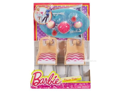 Barbie Bữa tối vui vẻ - Hình ảnh vỏ hộp sản phẩm