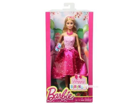 Barbie Búp bê sinh nhật là món quà hấp dẫn trong chủ đề Barbie