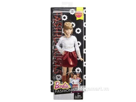 Barbie Fashionistas - Áo ren váy đỏ - ảnh bìa sản phẩm
