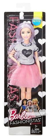 Barbie Fashionistas - Belle váy xòe - Vỏ hộp sản phẩm