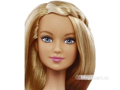 Barbie Fashionistas - Họa tiết hoa dáng cao - gương mặt xinh đẹp