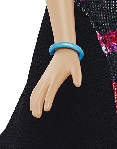 Barbie Fashionistas - Họa tiết hoa dáng cao - phụ kiện vòng tay