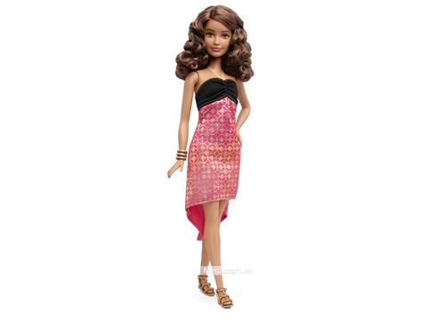 Barbie Fashionistas -  Petite thời trang sành điệu - cô nàng búp bê xinh đẹp