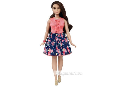 Barbie Fashionistas - Váy hoa phong cách mùa xuân - Dịu dàng, nhẹ nhàng