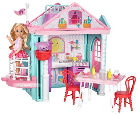 Barbie Ngôi nhà Chelsea - hiện đại
