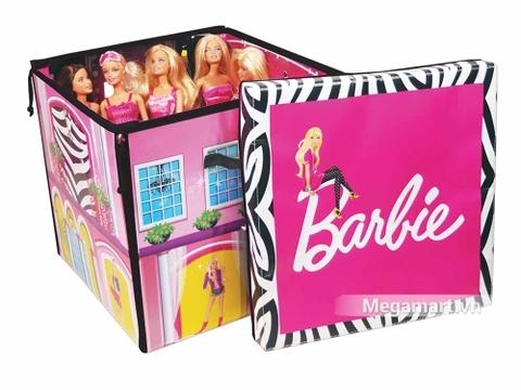 Barbie Nhà hộp búp bê - hộp đồ chơi bé yêu thích