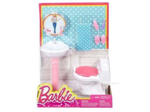 Barbie Nhà vệ sinh mơ ước Hình ảnh vỏ hộp