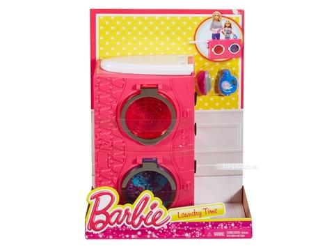 Barbie Nội thất nhà tắm - Máy giặt Hình ảnh vỏ hộp