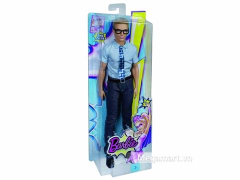 Barbie phóng viên Ken - nhân vật búp bê nam