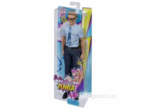 Barbie phóng viên Ken - Vỏ hộp sản phẩm