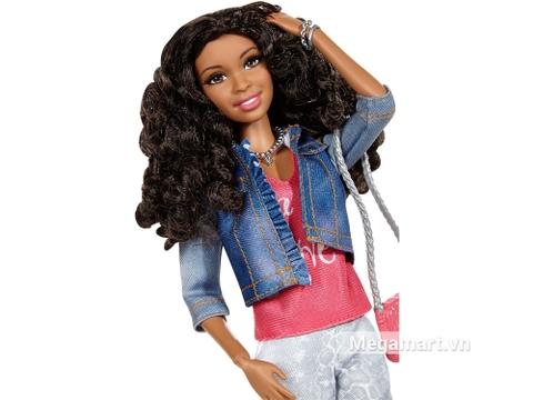 Barbie Style Nikki - Áo Jean - cô nàng trẻ trung xinh đẹp