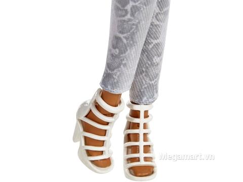 Barbie Style Nikki - Áo Jean có khớp nối đặc biệt