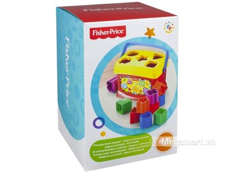 Fisher Price Hộp thả hình khối - ảnh bìa sản phẩm