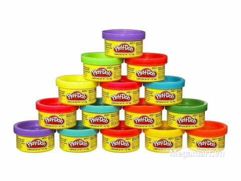Play-Doh 18367 - Bột nặn 15 màu - Thiết kế ấn tượng