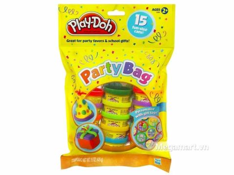 Play-Doh 18367 - Bột nặn 15 màu - Hình ảnh vỏ hộp