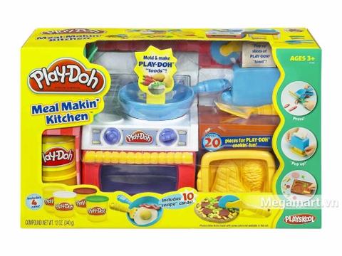 Play-Doh 22465 - Nhà bếp tiện dụng - Hình ảnh vỏ hộp